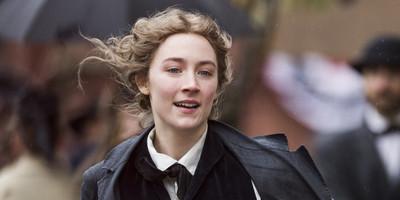 Adoring Saoirse Ronan