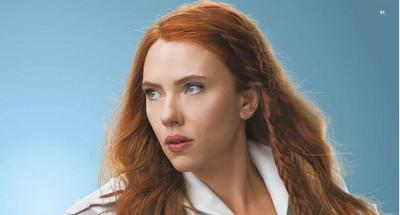 Adoring Scarlett Johansson